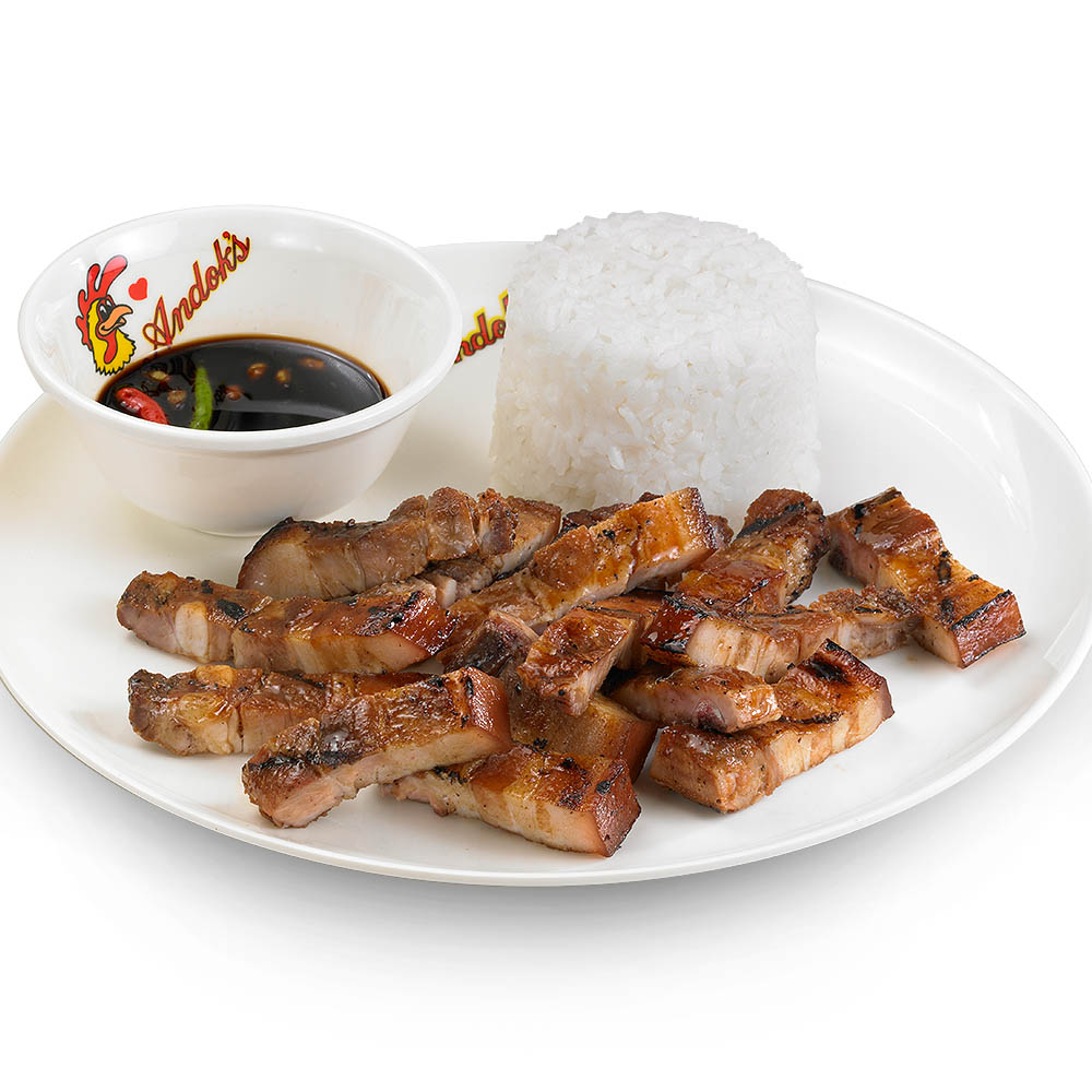Bbq Liempo Meal